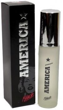 America Black parfüm EDT 50ml