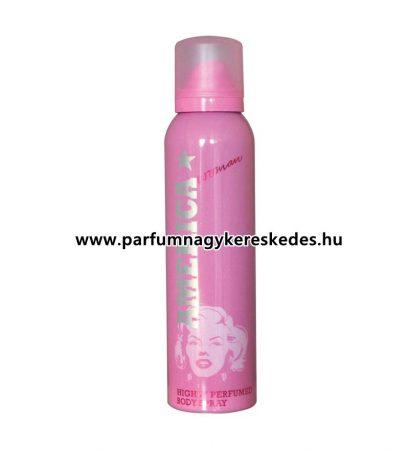 America Pink dezodor 150ml