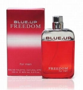 Blue Up Freedom Men parfüm EDT 100ml