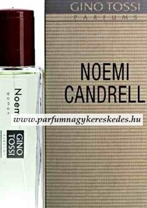 Gino Tossi Noemi Candrell parfüm EDT 50ml
