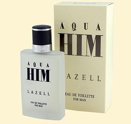 Lazell Aqua Him parfüm EDT 100ml