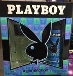 Playboy Generation for Him ajándékcsomag ( EDT 60ml + dezodor 150ml )