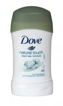 Dove Natural Touch 48h deo stift 40ml