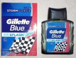 Gillette Blue Storm Force after shave 100ml