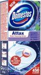 Domestos Attax Lavender Mint WC Tisztító Öntapadós Csík 3x10gr