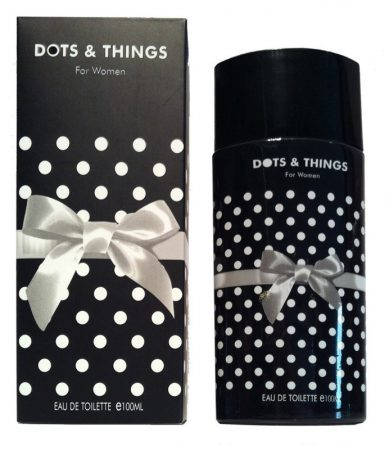 Real Time Dots & Things Black EDP 100ml