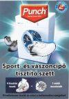 Punch sport- és vászoncipő tisztító szett 4x15g