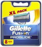 Gillette Fusion Proglide borotvapenge 8db-os