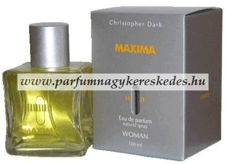 Christopher Dark Maxima Woman EDP 100ml