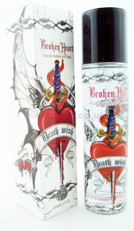 Real Time Broken Heart Death Wish EDT 100ml