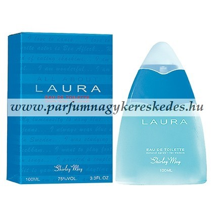 Shirley May Laura parfüm EDP 100ml
