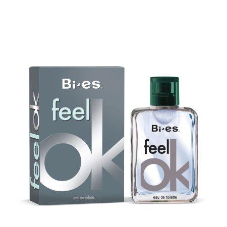 Bi-Es Feel OK EDT 100ml