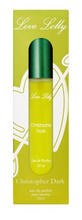 Christopher Dark Love Lolly EDP 20ml