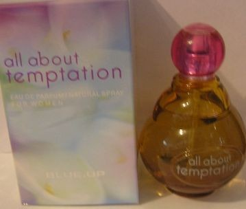 Blue Up All About Temptation parfüm EDP 100ml