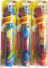 Colgate Kids Spiderman extra soft elemes fogkefe
