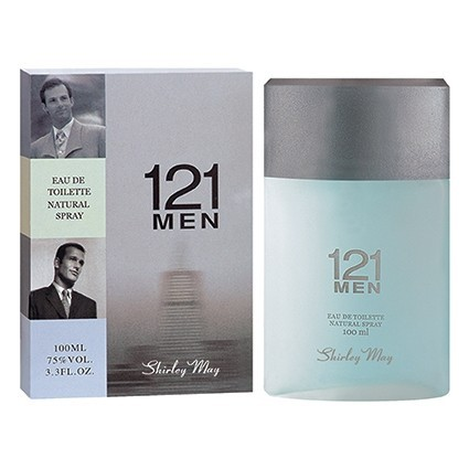 Shirley May 121 for Men parfüm EDT 100ml
