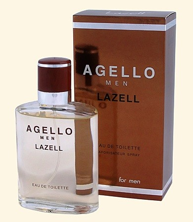 Lazell Agello Men parfüm EDT 100ml