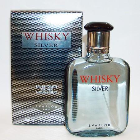 Evaflor Whisky Silver parfüm EDT 100ml