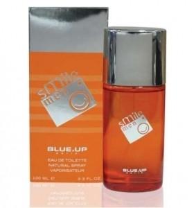 Blue Up Smile Men parfüm EDT 100ml