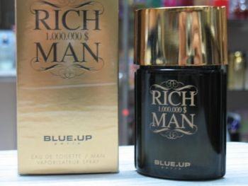 Blue Up Rich Man parfüm EDT 100ml