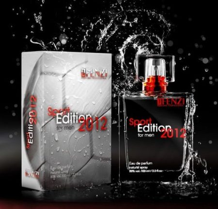 J.Fenzi Sport Edition 2012 For Men parfüm EDT 100ml