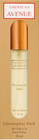 Christopher Dark American Avenue EDP 20ml