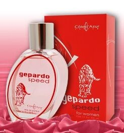 Cote d'Azur - Gepardo Speed Women EDP 100 ml