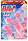 Bref Power Aktiv Fresh Flowers WC-frissítő 3x50g