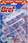 Bref Power Aktiv Lavender WC-frissítő 3x50g
