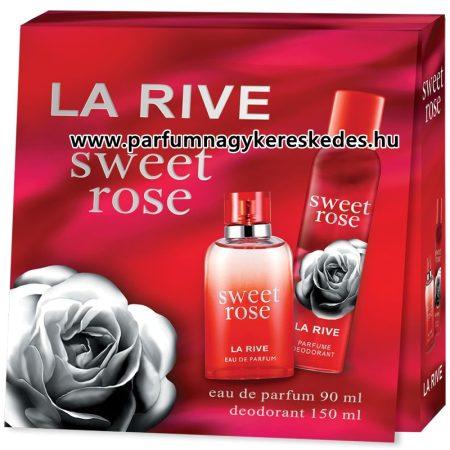 La Rive Sweet Rose ajándékcsomag