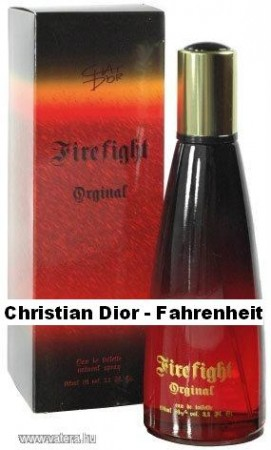 Chat D'or Firefight Orginal EDT 100 ml