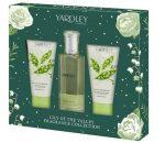 Yardley Lily Of The Valley ajándékcsomag