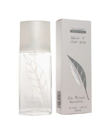 Classic Collection White T Scent Spray EDT 100ml