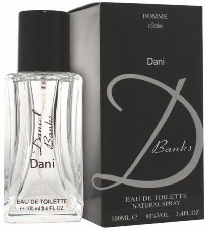 Homme Collection Dani Banks parfüm EDT 100ml