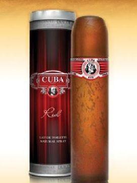 Cuba Red parfüm EDT 100ml