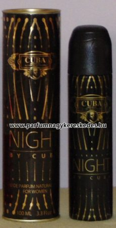 Cuba Night parfüm EDP 100ml