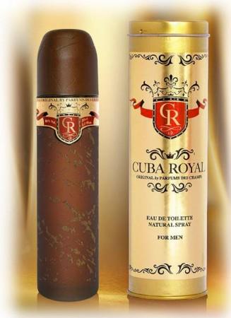 Cuba Royal parfüm EDT 100ml
