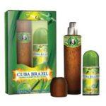 Cuba Brazil ajándékcsomag (edt+deo)
