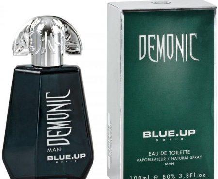 Blue Up Demonic Man parfüm EDT 100ml