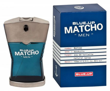 Blue Up Matcho parfüm EDT 100ml