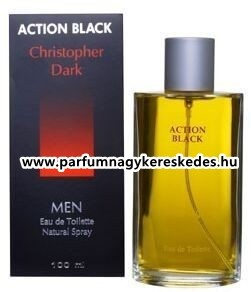 Christopher Dark Action Black EDT 100ml