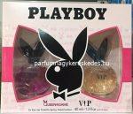 Playboy női ajándékcsomag 2x40ml