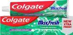 Colgate Max Fresh Cooling Crystals Fogkrém Clean Mint 100ml