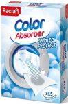 Paclan Color Absorber White Protect Színfogókendő 15db