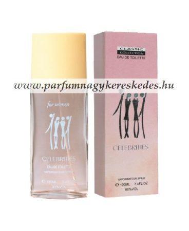 Classic Collection Celebrities parfüm EDT 100ml