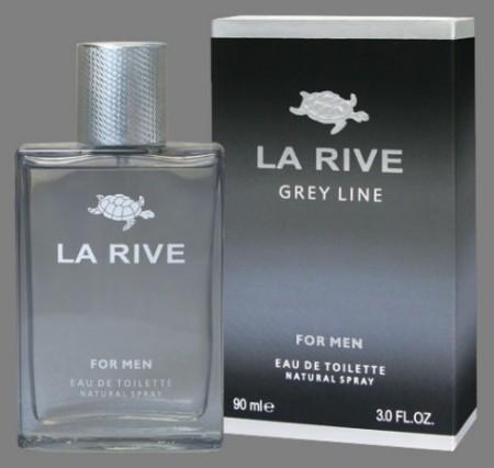 La Rive Grey Line EDT 90ml
