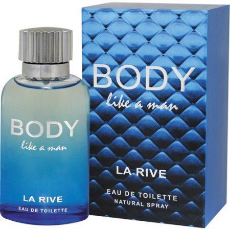 La Rive Body Like Men EDT 90ml