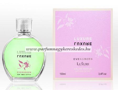Luxure Evergreen EDP 100ml / Chanel Chance eau Fraiche parfüm utánzat