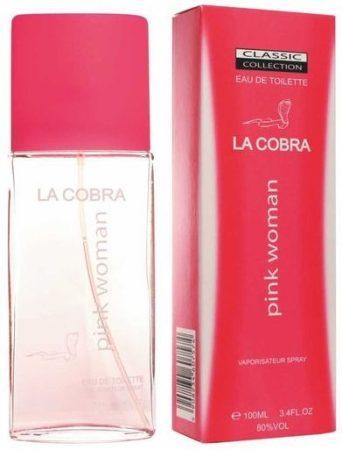 Classic Collection La Cobra Pink women parfüm EDT 100ml
