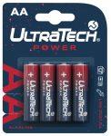 UltraTech Power AA LR6 Alkáli Ceruzaelem 4db